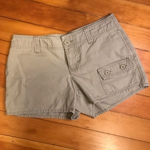 Northface cargo shorts